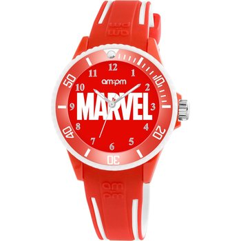 AM:PM Marvel Orange Rubber