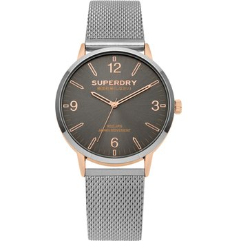 SUPERDRY Silver Stainless