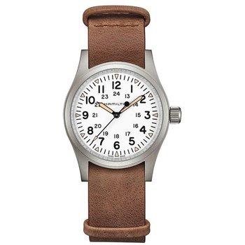HAMILTON Khaki Field Brown