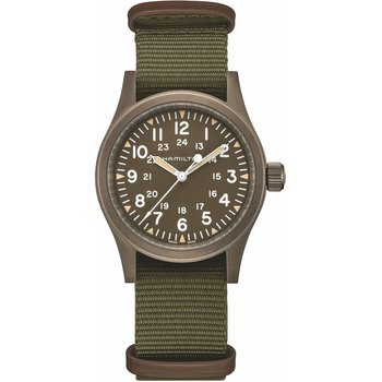 HAMILTON Khaki Field Grey