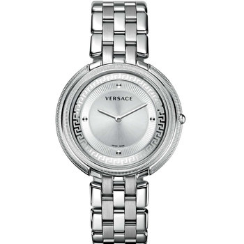 VERSACE Thea Silver Stainless