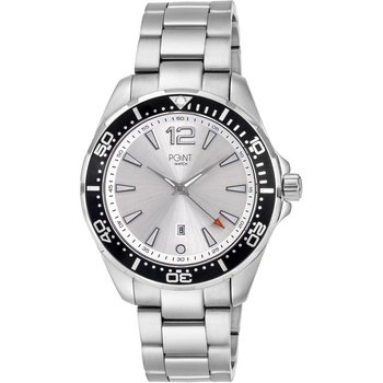 POINT WATCH Poseidon Silver