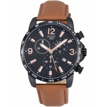 POINT WATCH Mars Chronograph