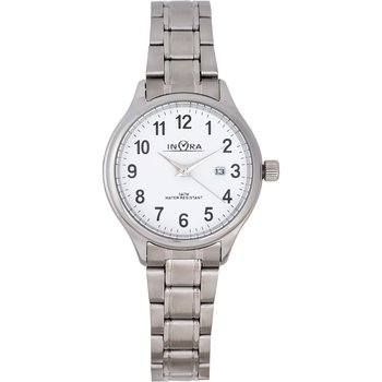INORA Ladies Silver Stainless