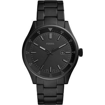 FOSSIL Belmar Black Stainless