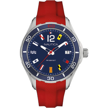 NAUTICA NST 12 Flags Red
