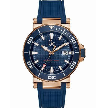 GUESS Collection Mens Blue