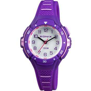 XONIX Kids Purple Silicone