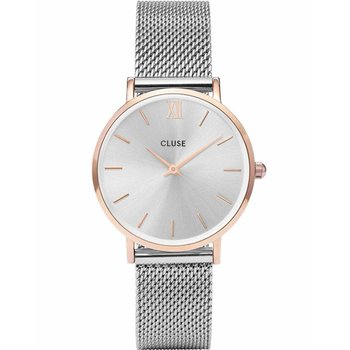 CLUSE Minuit Stainless Steel