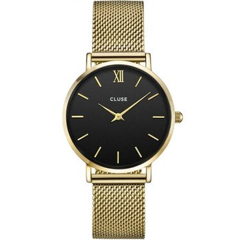 CLUSE Minuit Gold Stainless