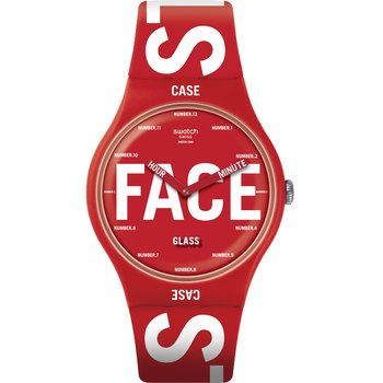 SWATCH Swatchid Two Tone