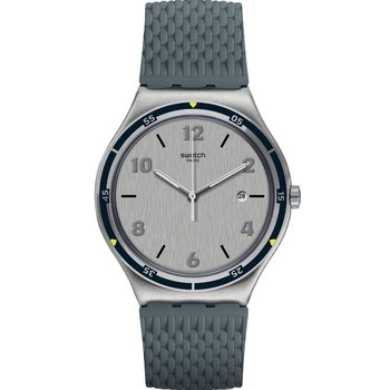 SWATCH Asphaltise Grey Rubber