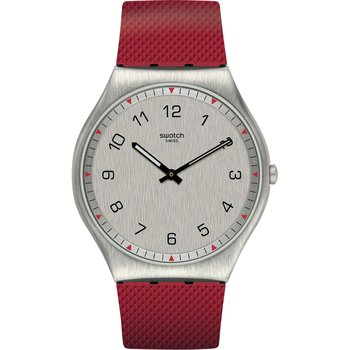 SWATCH Skinrouge Red Rubber