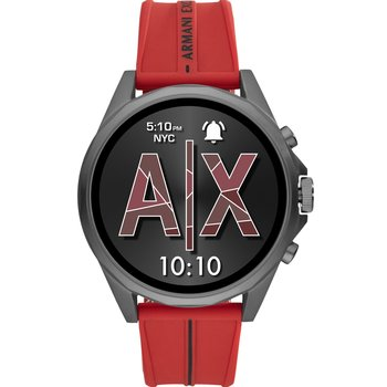 ARMANI EXCHANGE Connected Red