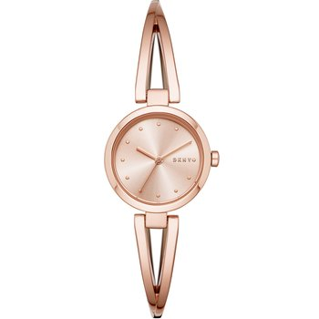 DKNY Crosswalk Rose Gold