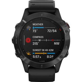 GARMIN Fenix 6 Pro Black with