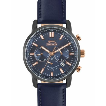SLAZENGER Mens Dual Time Blue