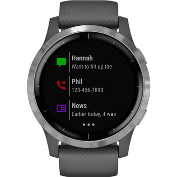 GARMIN Vivoactive 4 Shadow