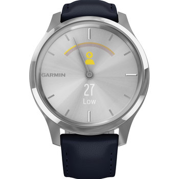GARMIN Vivomove Luxe Navy