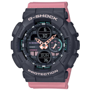 CASIO G-SHOCK Chronograph Pink Rubber Strap