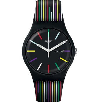SWATCH Nuit d'ete Multicolor