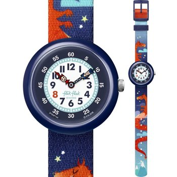 FLIK FLAK Draggy Multicolor Fabric Strap