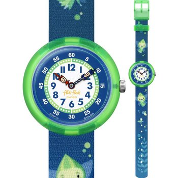 FLIK FLAK Glowlins Two Tone Fabric Strap