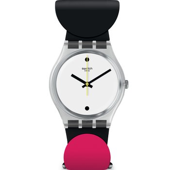 SWATCH Bau-bbles Multicolor