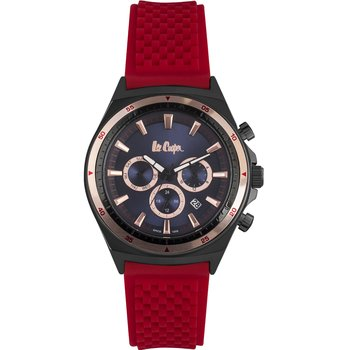 LEE COOPER Mens Red Silicone