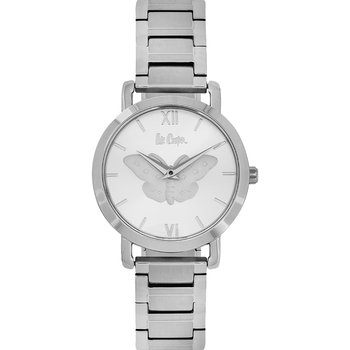 LEE COOPER Ladies Silver Stainless Steel Bracelet