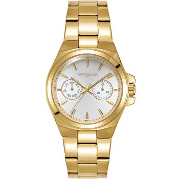 VOGUE Geneva Gold Stainless
