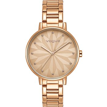 VOGUE Daisy Rose Gold