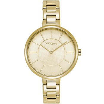 VOGUE Monte Carlo Gold Stainless Steel Bracelet