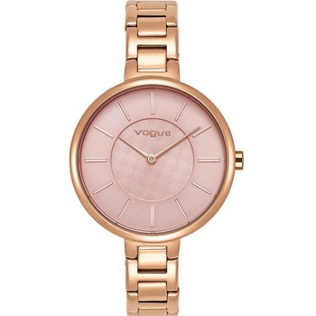 VOGUE Monte Carlo Rose Gold Stainless Steel Bracelet
