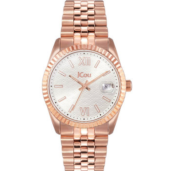 JCOU Queen's II Rose Gold