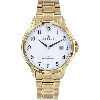 CERTUS Gold Stainless Steel