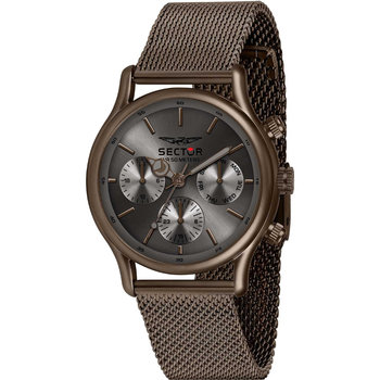 SECTOR 660 Brown Stainless