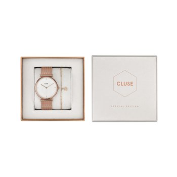 CLUSE Triomphe Rose Gold