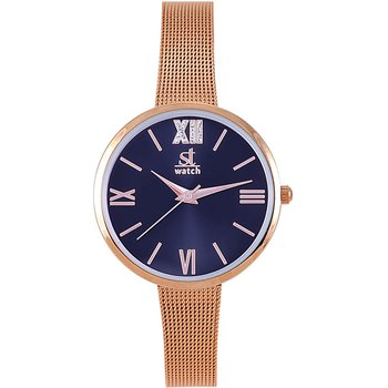 ST WATCH Rumba Crystals Rose