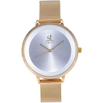 ST WATCH Samba Gold Stainless
