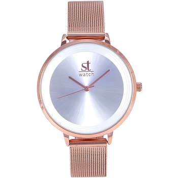 ST WATCH Samba Rose Gold