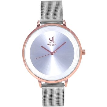 ST WATCH Samba Silver
