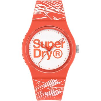 SUPERDRY Two Tone Silicone Strap