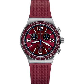 SWATCH Wine Grid Chronograph