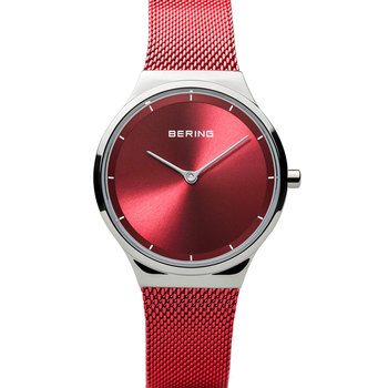 BERING Classic Red Stainless