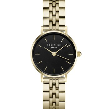 ROSEFIELD Small Edit Gold Stainless Steel Bracelet