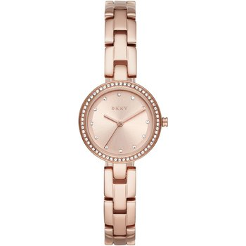 DKNY City Link Crystals Rose