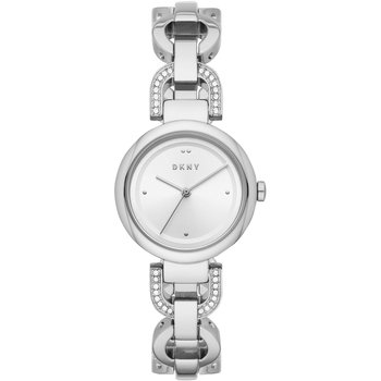 DKNY Eastside Crystals Silver