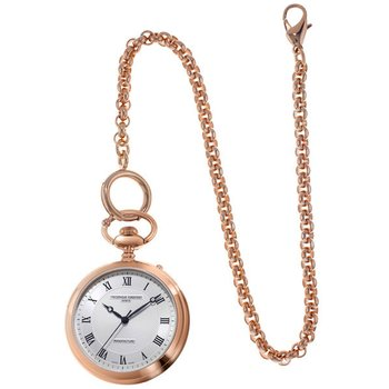 FREDERIQUE CONSTANT Hand Wind Movement Rose Gold