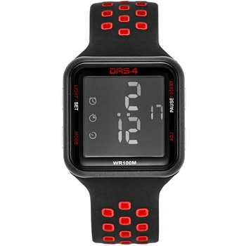 DAS.4 watch LD18 Black LCD